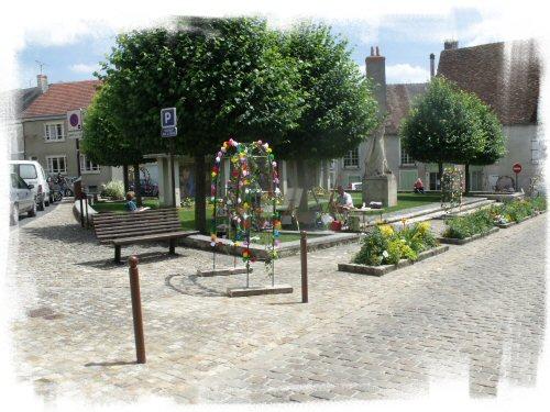 The village and local information - Office de tourisme chatillon sur indre ...